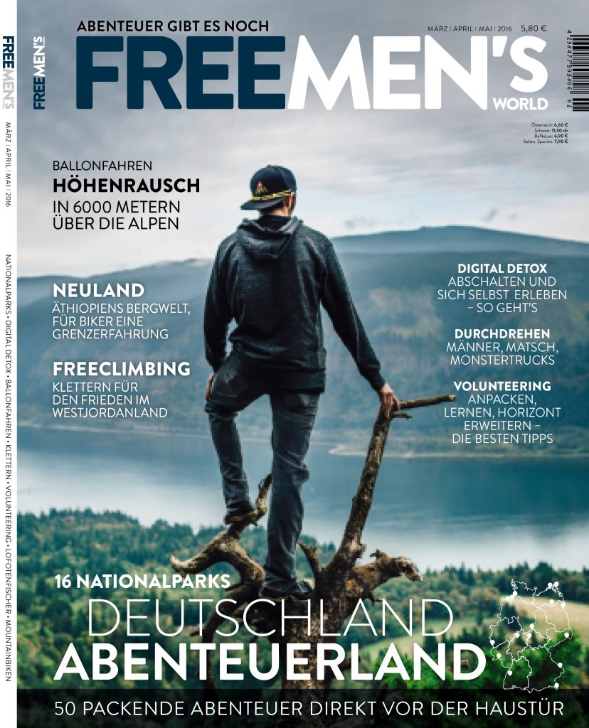 Free Men's World 1/2016